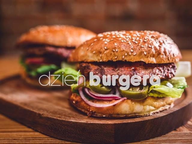 Dzień Burgera już 28 maja w Łodzi