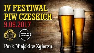 Festiwal Piwa Czeskiego w Zgierzu