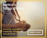 """Konkurs fotograficzny """"Przyroda Województwa Łódzkiego okiem mieszkańców""""!!!"""