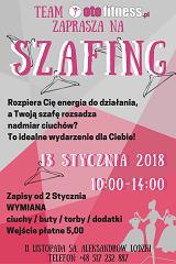 Charytatywny Szafing w Aleksandrowie